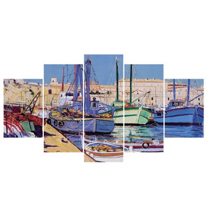 Seaside Canvas Wall Art