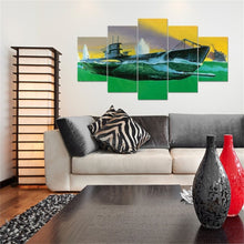 Sunset-or-landscape-oil-canvas-wall-art-painting-4