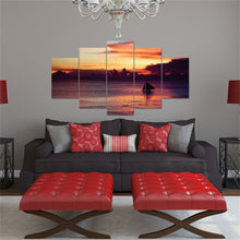 Sunset-or-landscape-oil-canvas-wall-art-painting-5