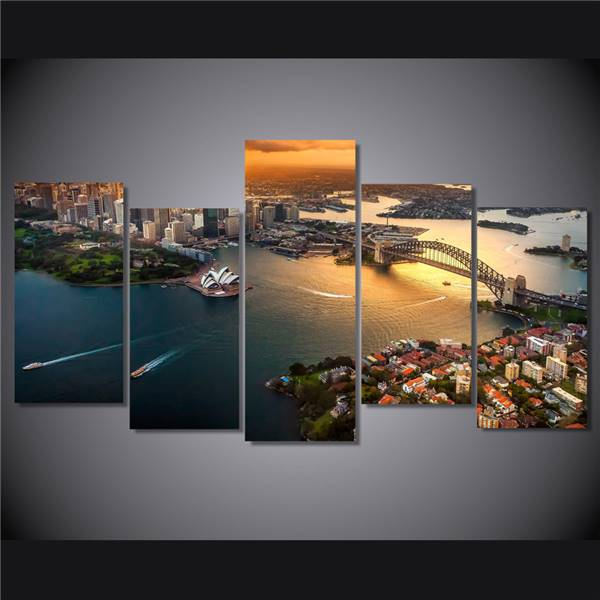 Sydney-Harbour-Canvas-Wall-Art-1