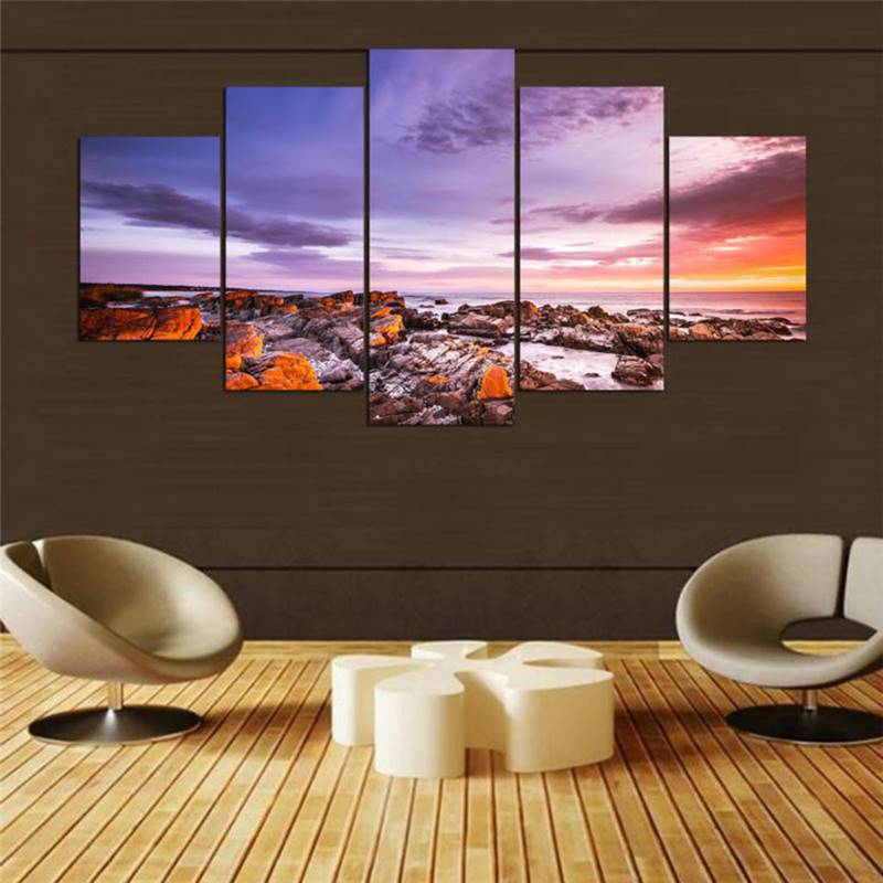 Tasmanias-Bay-of-Fires-Canvas-Wall-Art-1