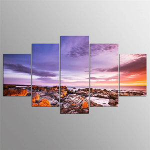 Tasmanias-Bay-of-Fires-Canvas-Wall-Art-3