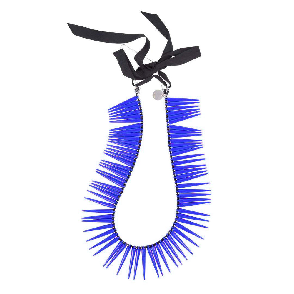 Bowerbird Neckpiece - melissacurry
