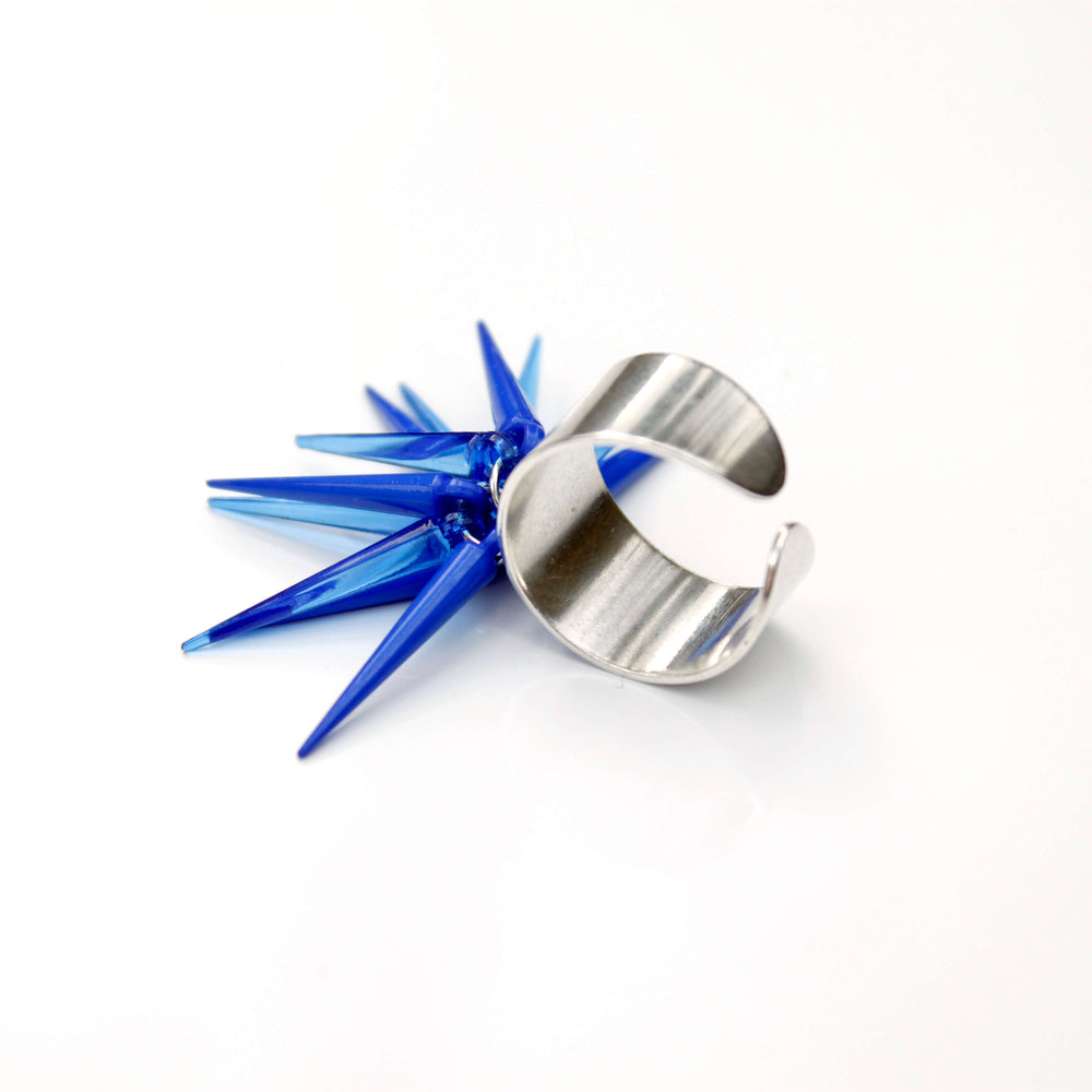 Bowerbird Tassel Ring - melissacurry