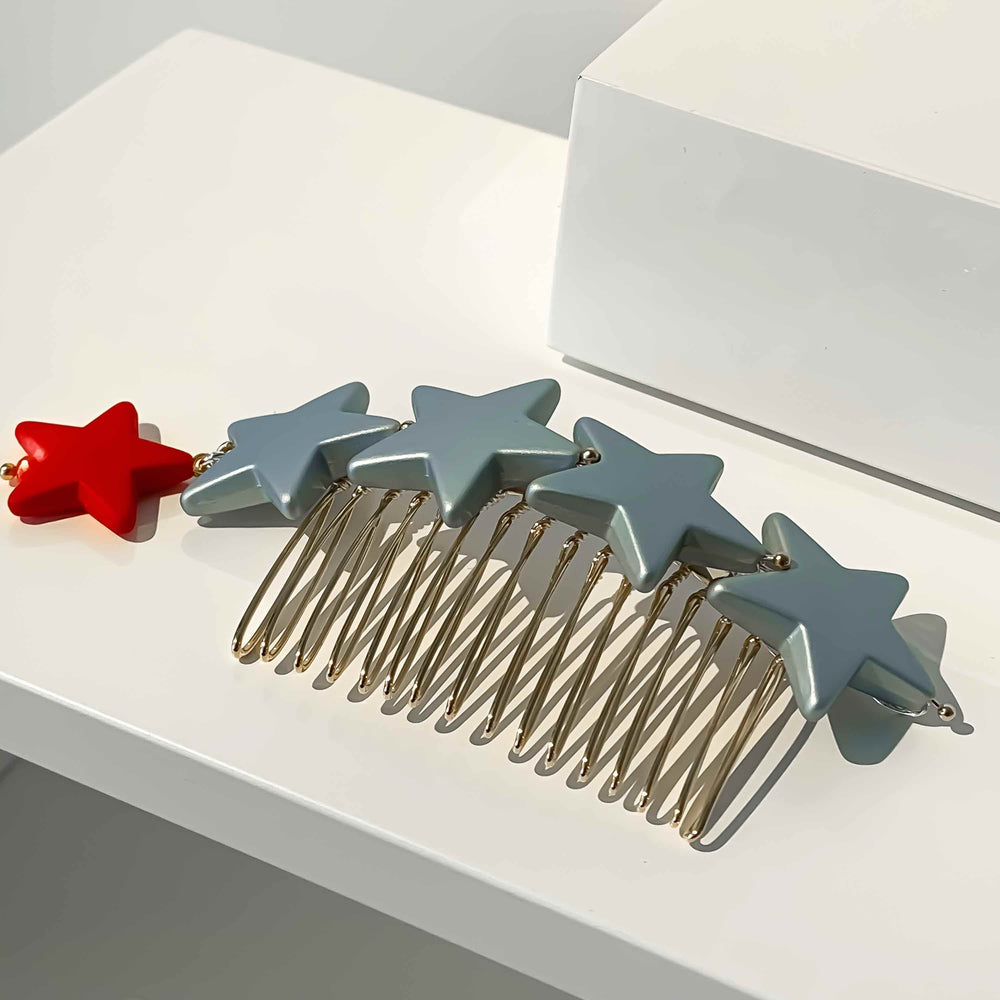 All Star Hair Combs - melissacurry