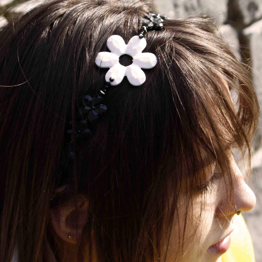 Floral Hair Tie - melissacurry