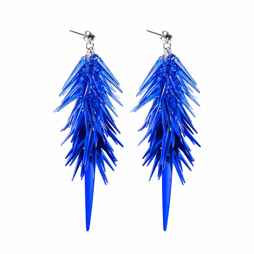 Bowerbird Dazzle Earrings - melissacurry