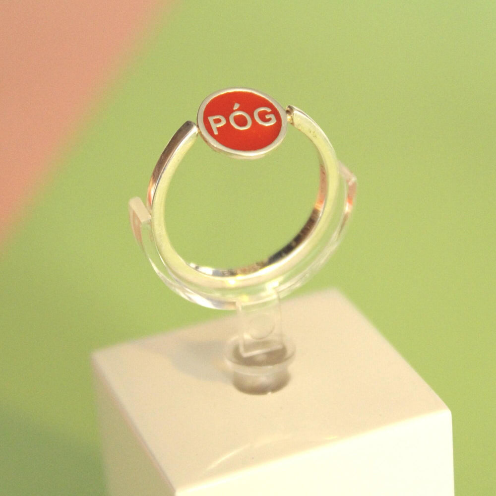 Póg Spinning Ring - melissacurry