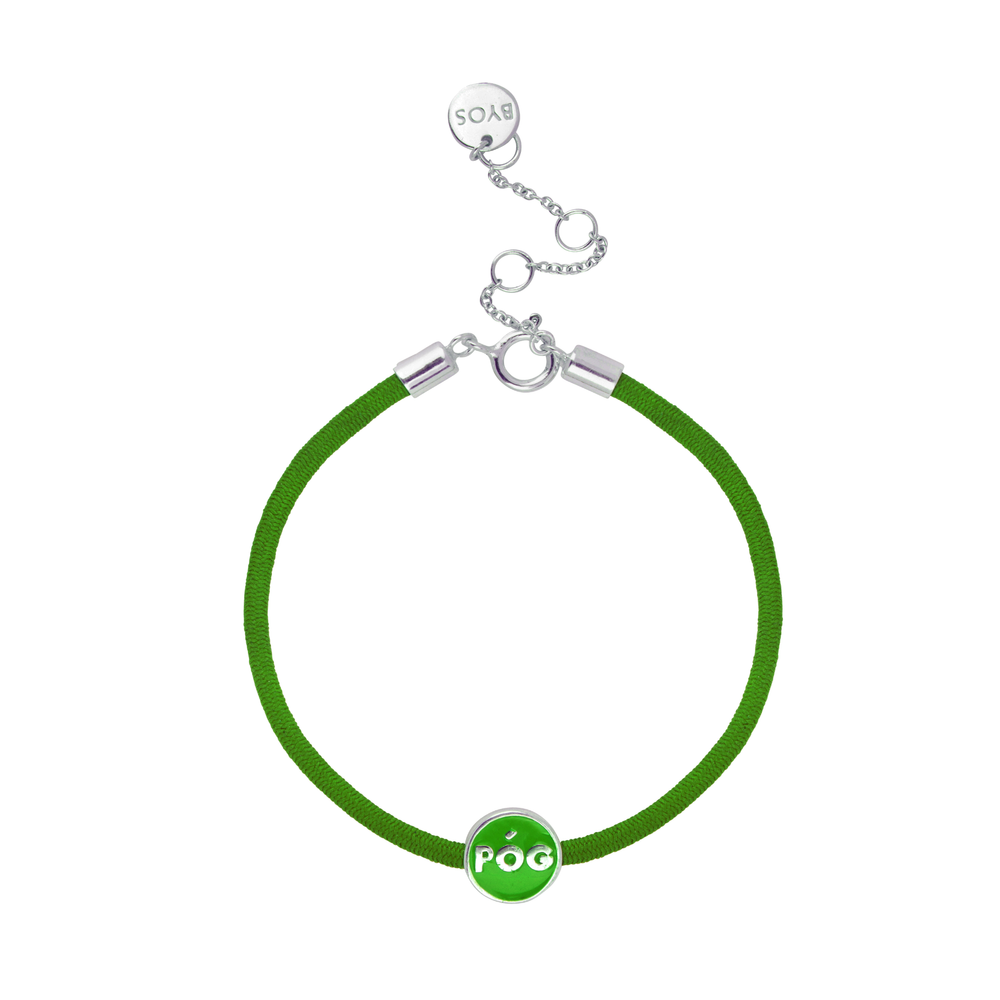 Póg Sport Bracelet - Green Limited Edition