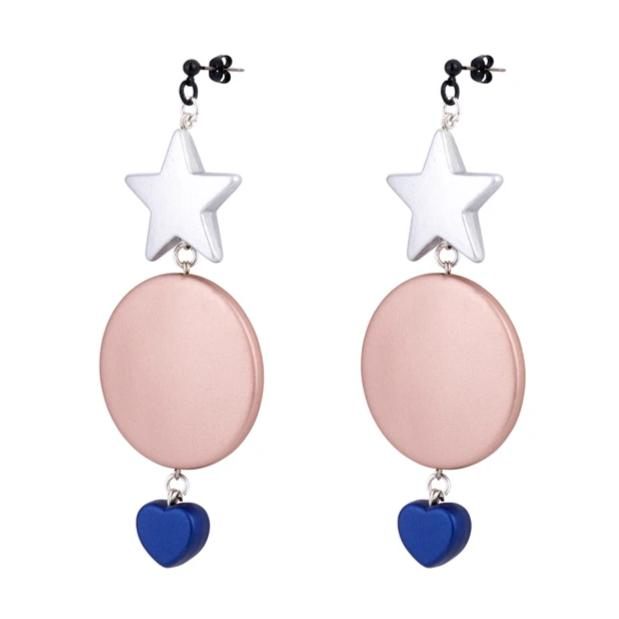 Sailor 3 Piece Earrings