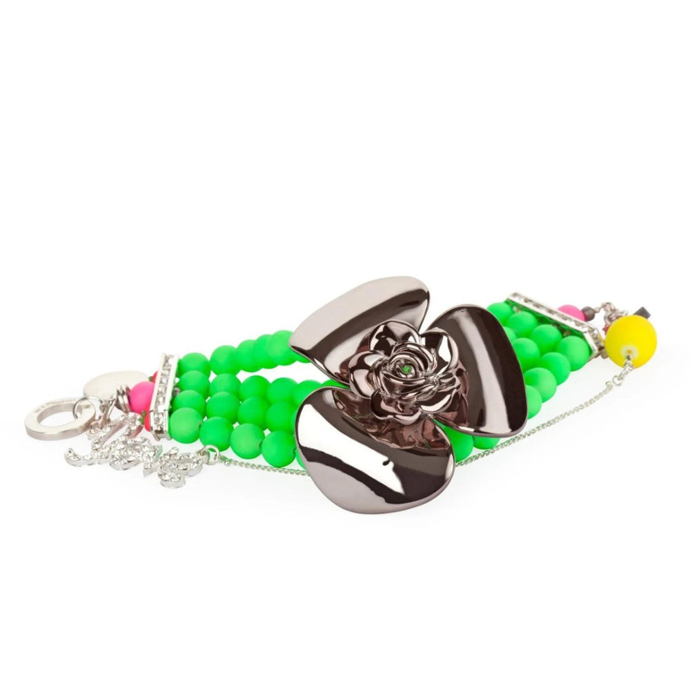 Neon Bubblicious Cuff - melissacurry