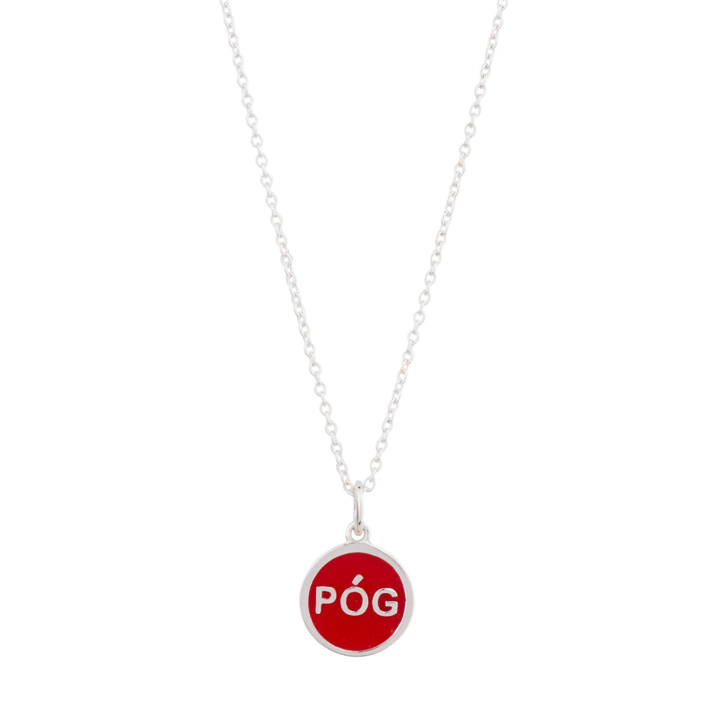 Póg Charm Necklace