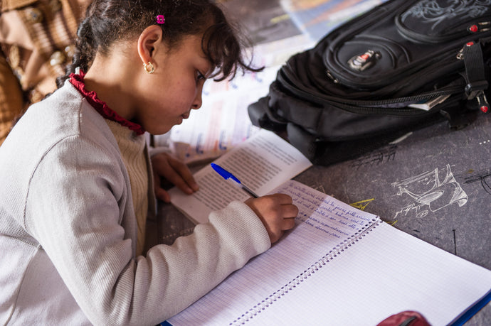 Back to school with Education for All, Morocco