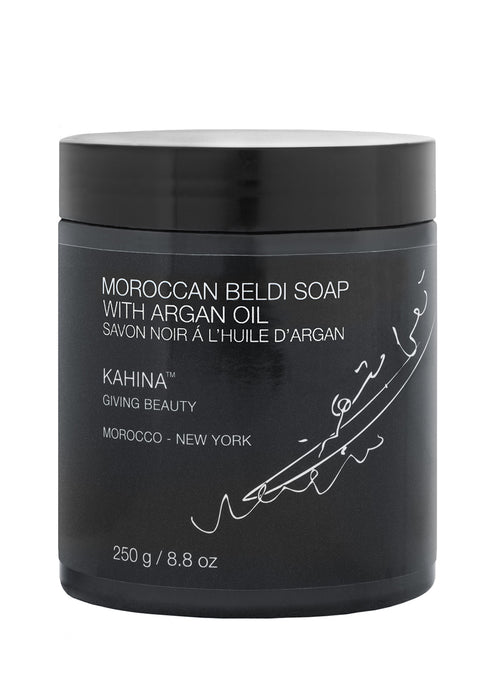 Introducing Moroccan Beldi Soap with Argan Oil