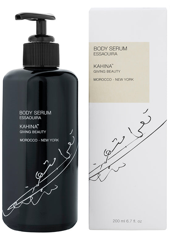 Essaouira Body Serum body oil