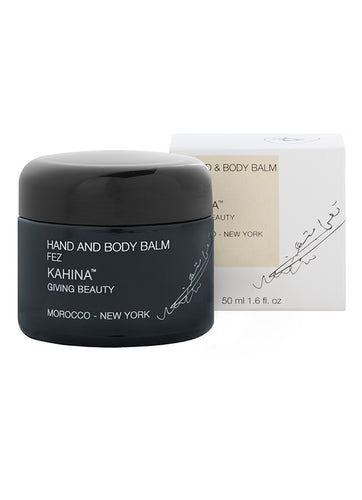 kahina fez hand and body balm