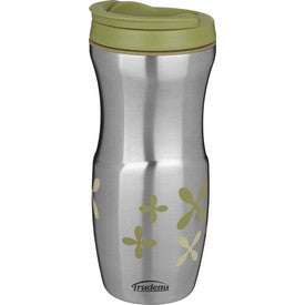 Trudeau Lulu Stainless Steel Tumbler- Apple Green
