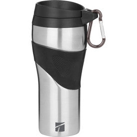 Trudeau Corona Travel Tumbler Stainless Steel