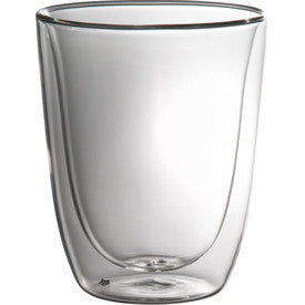 Trudeau Duetto Double Wall Glass 11oz