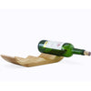 Four Bottle Bamboo Wine Boat