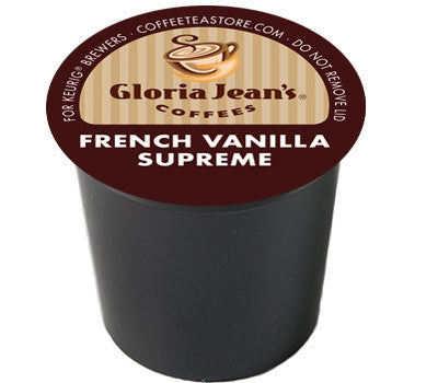 Gloria Jean's - French Vanilla Supreme, 24 K-Cups