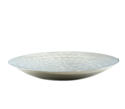 Cosmo Double Walled Round Tray, 19¾