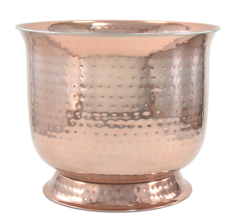 Copper Champagne Bucket, 10