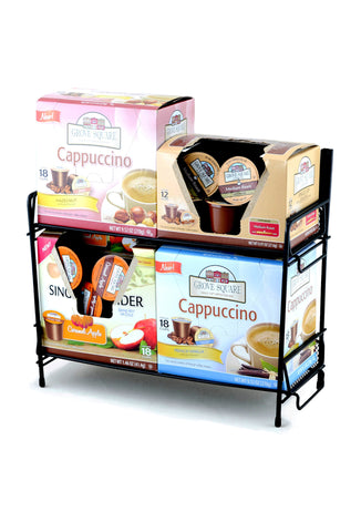 Multi-Purpose Utility K-Cup Rack, Mini