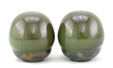 Stone Salt and Pepper Set