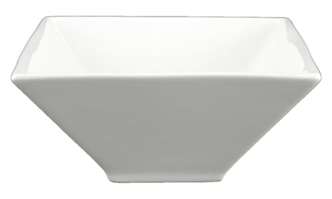 White Tie Square Bowl, 6