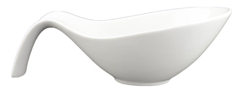 White Tie Fish Bowl, Small