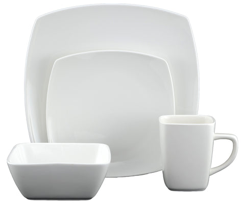 Casa Dinnerware Set, 16 Pieces