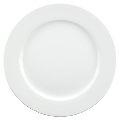 White Tie Caterer Dinner Plate, 11