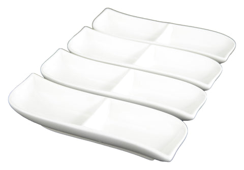 Du Lait Delight Sauce Dish, Set of 4