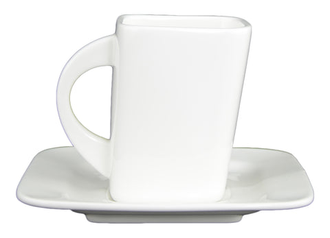 Du Lait Delight Cup and Saucer