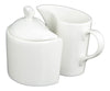 Du Lait Bone China Sugar Pot and Creamer by Tannex (94238)