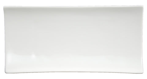 Du Lait Rectangle Small Plate, 8