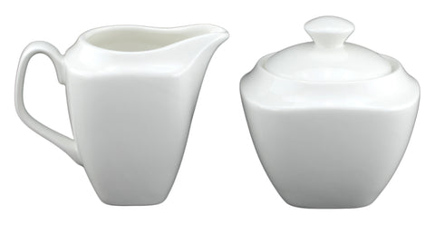 Du Lait Emmy Sugar and Creamer Set
