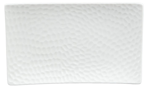 Du Lait Lancaster Rectangle Plate, 12