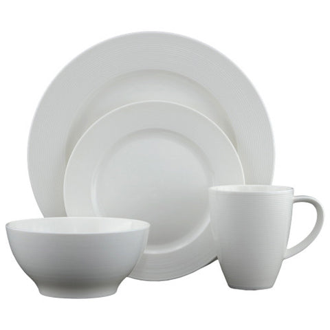 Heston Round Dinnerware Set, 16 Pieces