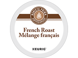 Barista Prima Coffeehouse® - French Roast Single Serve K-Cup® Coffee, 96 Pack