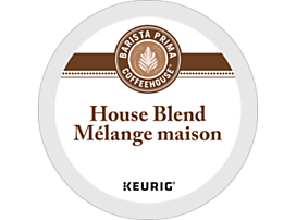 Barista Prima Coffeehouse® - House Blend Single Serve K-Cup® Coffee, 96 Pack