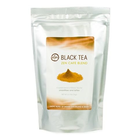 Aiya Black Tea Zen Café Blend Pre-Mix, 1kg