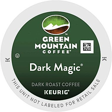 Green Mountain Coffee® Dark Magic® Extra Bold Single Serve K-Cup®, 96 Pack
