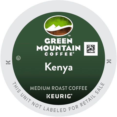Green Mountain Coffee® Kenyan Single Serve K-Cup®, 96 Pack