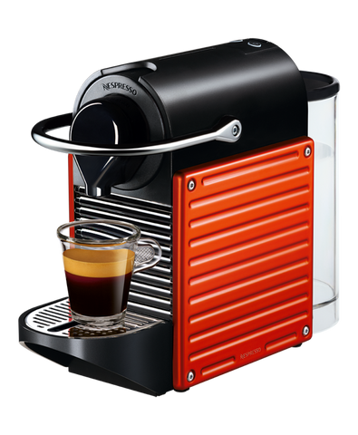 Nespresso Pixie Electric Red