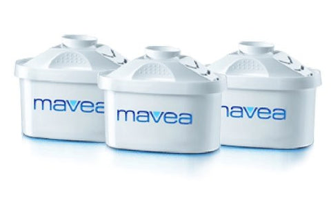 Mavea Maxtra Replacement Filter, Three Pack