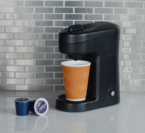 oneBREW Single Cup Brewer for K-Cup and K-Cup Compatible Pods