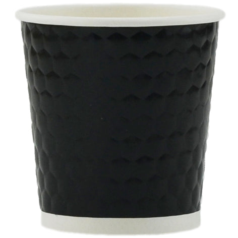 4oz Black Diamond Paper Cup,1000 CT