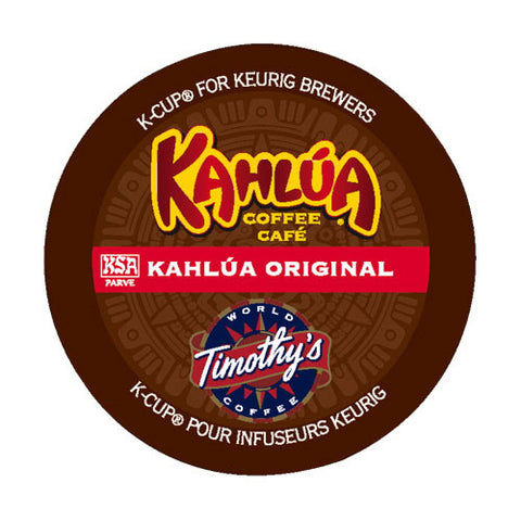 Kahlúa® Kahlúa Original Single Serve K-Cup®, 96 Pack
